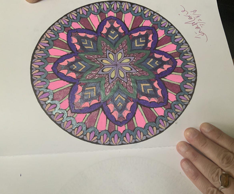 Pastel Pendulums
