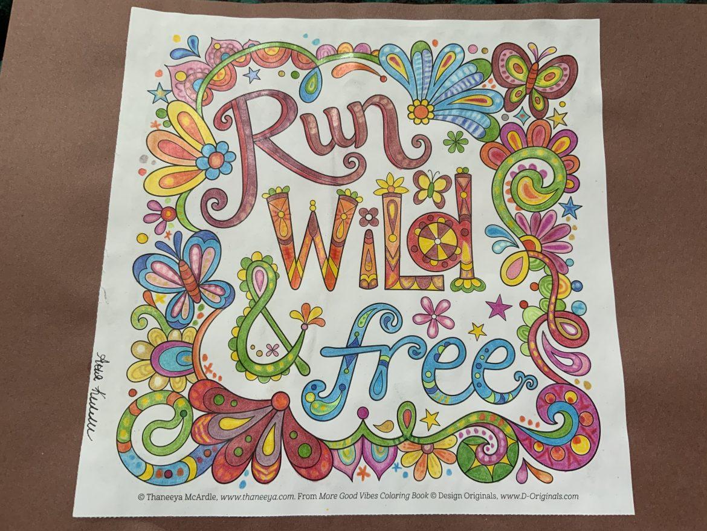 Run Wild & Free