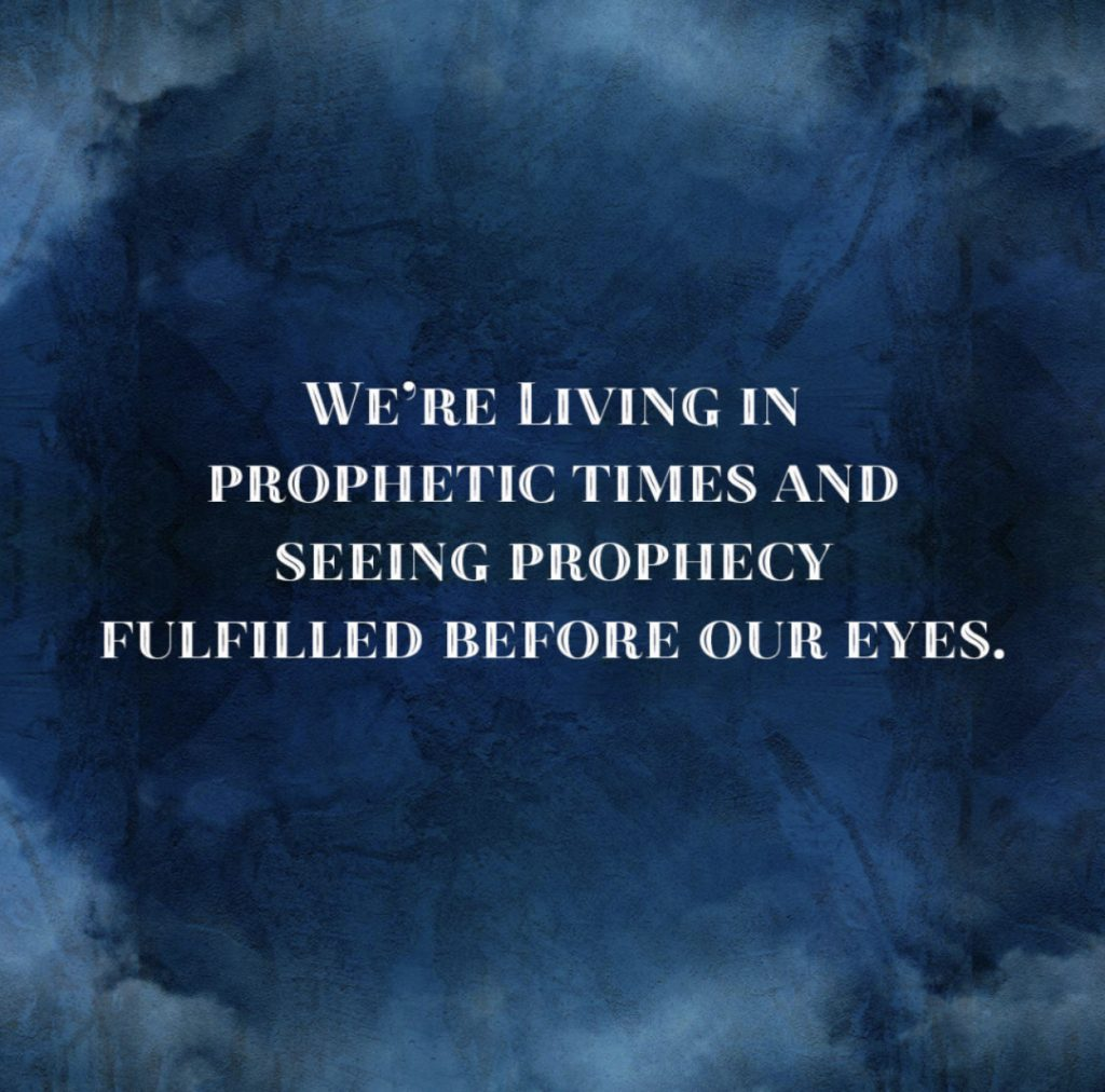 Prophecy-is-being-fulfilled