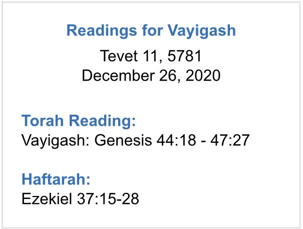 Readings-for-Vayigash