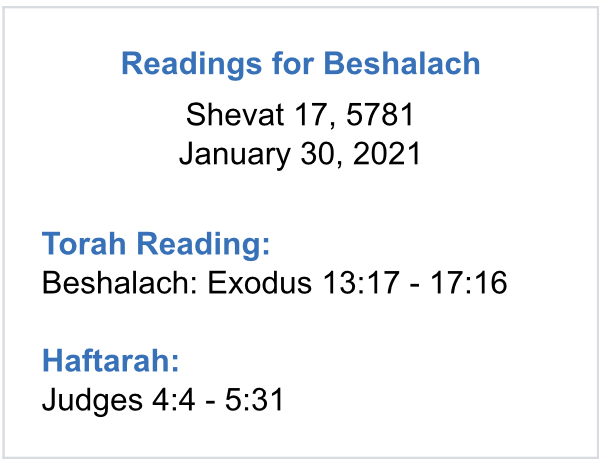Readings-for-Beshalach
