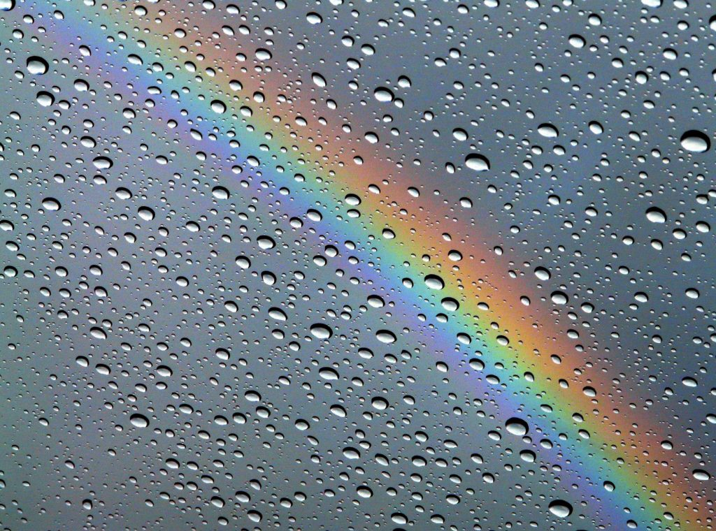 Rain-to-Rainbows