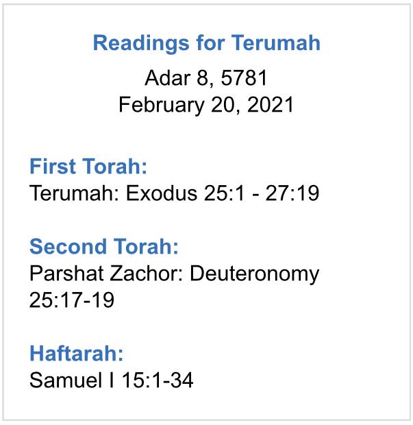 Readings-for-Terumah