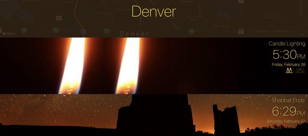 Shabbat-Candle-Lighting-Times-Denver-2-26-21