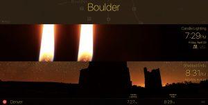 Candle-Lighting-Times-Denver-Boulder-4-23-21