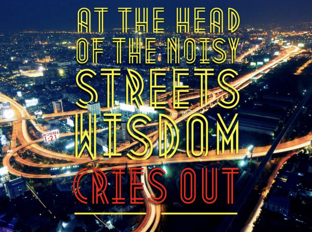Wisdom-cries-in-the-streets