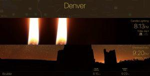 Candle-Lighting-Times-Denver-Boulder-7-2-21