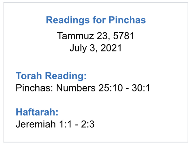 Readings-for-Pinchas