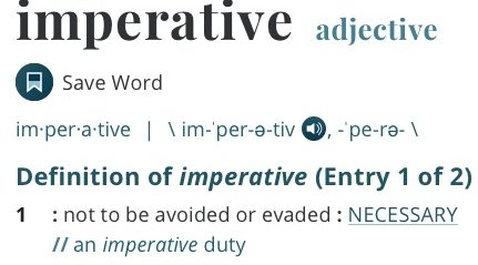 definition-imperative