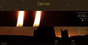 candle-lighting-times-denver-boulder-6-11-21