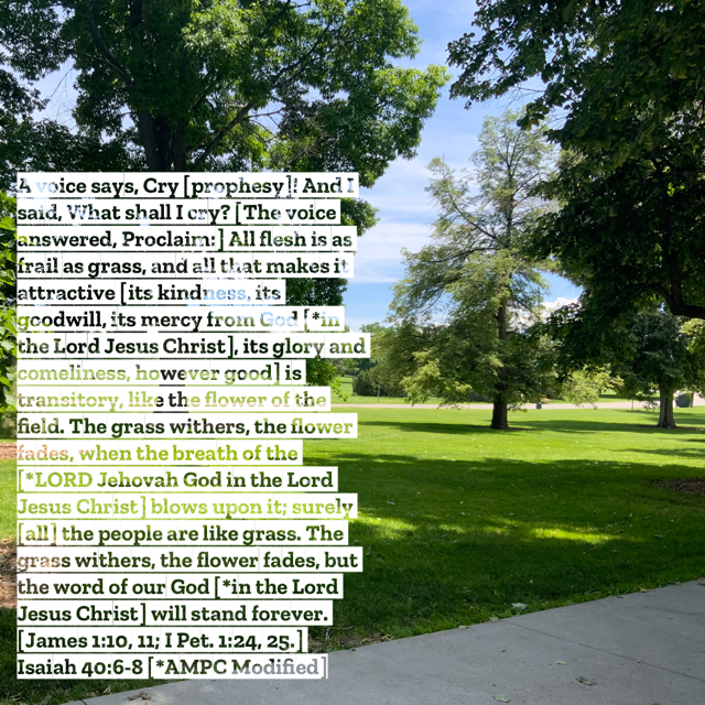 Isaiah-40:6-8