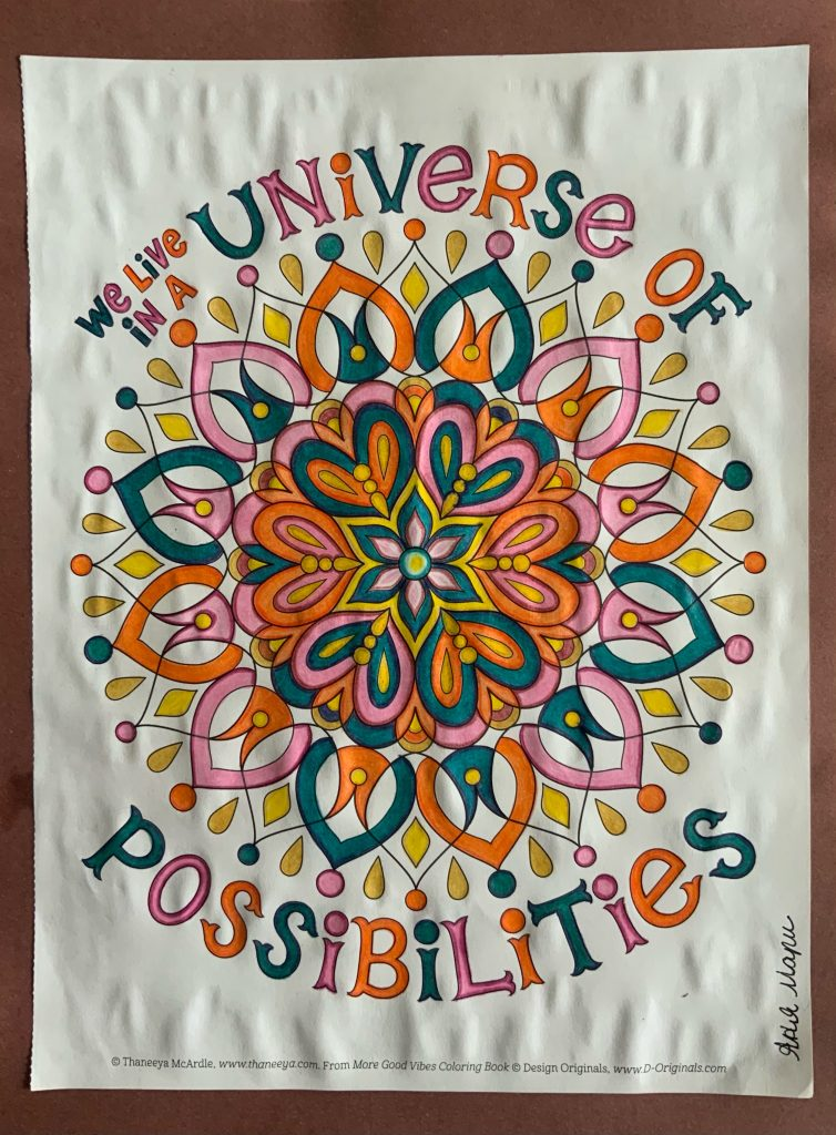 Universe-of-Possibilities