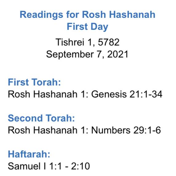 Rosh-Hashanah-Readings-Day1-9-7-21